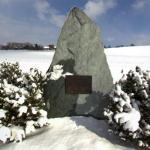 Crossair Flight 498 memorial