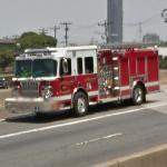 Charlotte Fire Engine 36