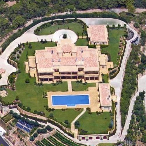 Vladimir Putin S House In Marbella Spain Google Maps