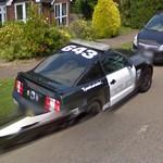 Saleen Ford Mustang Police Car