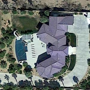 Conor McGregor's House (Former Rental) (Google Maps)