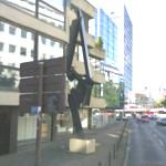 'Attila' by Paul Suter (StreetView)
