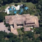 Johnny Hallyday's House