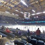 Allstate Arena hockey game
