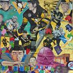 """Penguins Greats"" by Kyle Holbrook and Pressley Ridge School for Autism"