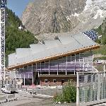 Skyway Monte Bianco base station (under construction)