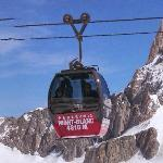 Vallée Blanche Aerial Tramway