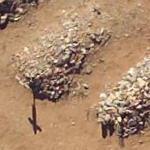 African graveyard