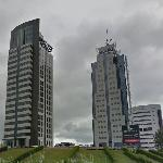 Gemini towers