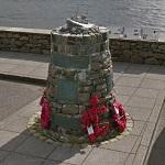 Shetland bus operation Memorial