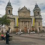 Cathedral of Guatemala City (StreetView)