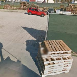 Drug Smuggling Tunnel Location (StreetView)