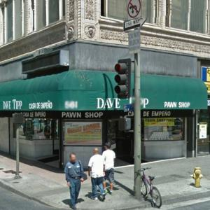 "Dave Tipp Jewelry & Loan (""True Detective"") (StreetView)"