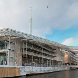 'Astrup Fearnley Museum of Modern Art' by Renzo Piano (StreetView)