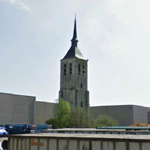 Abandoned Church Tower of Wilmarsdonk (StreetView)