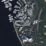 Dubaï Creek Golf & Yacht Club (Google Maps)