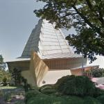 'Beth Sholom Synagogue' by Frank Lloyd Wright