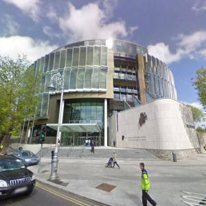 Criminal Courts of Justice (StreetView)