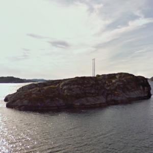 2016 Turøy helicopter crash site (StreetView)