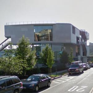'Campbell Sports Center' by Steven Holl (StreetView)