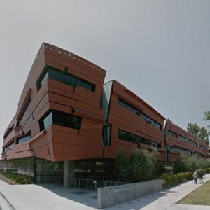 'Cahill Center fro Astronomy and Astrophysics' by Morphosis (StreetView)
