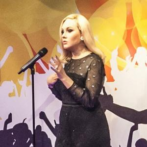 Adele at Madame Tussauds Amsterdam (StreetView)