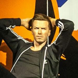 David Beckham at Madame Tussauds Amsterdam (StreetView)