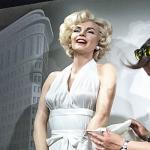 Marilyn Monroe at Madame Tussauds Amsterdam