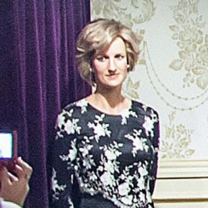Diana, Princess of Wales at Madame Tussauds Amsterdam (StreetView)