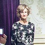 Diana, Princess of Wales at Madame Tussauds Amsterdam