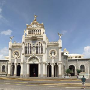 Basilica of Our Lady of the Angels, Cartago (StreetView)