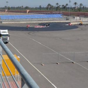 Circuit International Automobile Moulay El Hassan (under Construction) (StreetView)