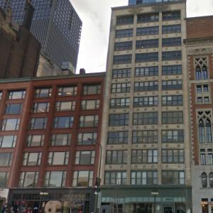 'Gage Group Buildings' by Louis Sullivan (StreetView)