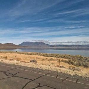 Crump Lake (StreetView)