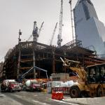 35 Hudson Yards under construction