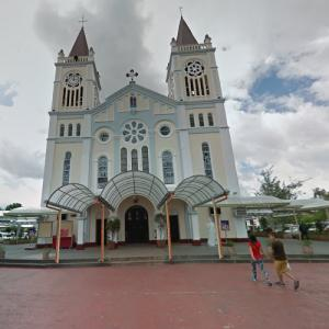 Baguio Cathedral (StreetView)