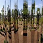 'Mirror Labryrinth NY' by Jeppe Hein