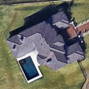 Aqib Talib's House (Google Maps)
