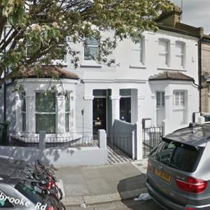 Daniel Radcliffe's Childhood Home (StreetView)