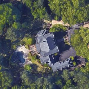 "Bobbie Gentry's House (""Ode to Billy Joe"") (Google Maps)"
