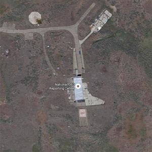 Another Spokane Area Missile Silo (Google Maps)