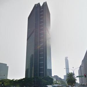 Ayala Tower One (StreetView)