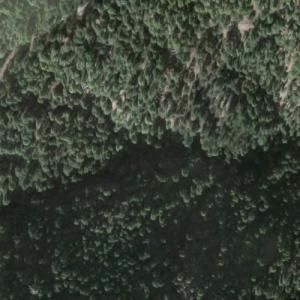 Dan-Air Flight 1008 crash site (Google Maps)