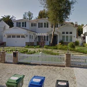Clayton Kershaw's house (street view) (StreetView)