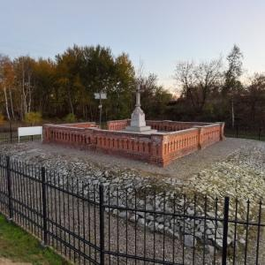 Choleric Cemetery in Warsaw (StreetView)