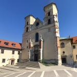 Tyniec Benedictine Abbey