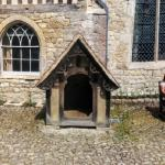 The only Grade I listed dog house