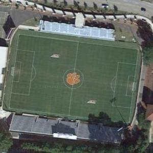 Clemson Tigers men's soccer (Google Maps)