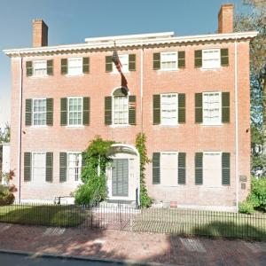 Cushing House Museum and Garden (StreetView)