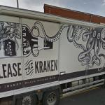 Release the Kraken... spiced rum